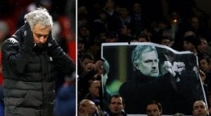 Video: Manchester United Fans Make Their Feelings Known To Jose Mourinho